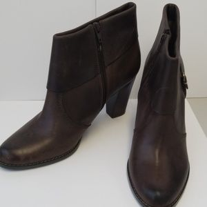 Nicole ankle boots with 3inch heel